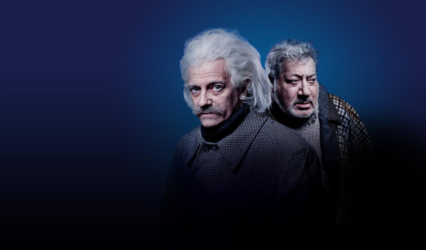Francis Huster Einstein Théâtre Rive Gauche Où Ai-je LA Tête ?