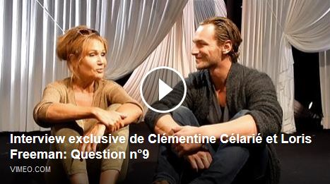24H DE LA VIE D'UNE FEMME : Interview exclusive de Clémentine Célarié et Loris Freeman - Question 9